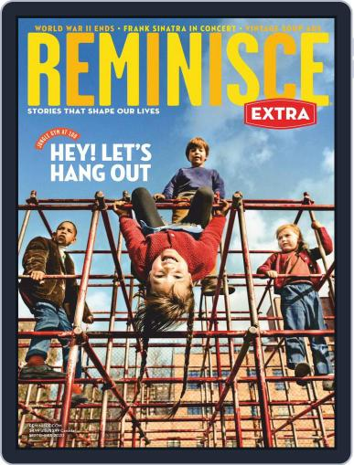 Reminisce Extra (Digital) September 1st, 2020 Issue Cover