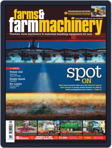 Farms and Farm Machinery (Digital) August 5th, 2020 Issue Cover