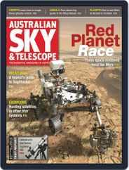 Australian Sky & Telescope (Digital) Subscription September 1st, 2020 Issue