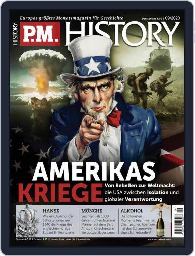 P.M. HISTORY (Digital) September 1st, 2020 Issue Cover