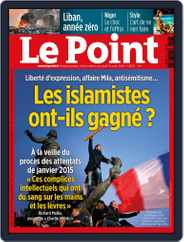 Le Point (Digital) Subscription August 13th, 2020 Issue