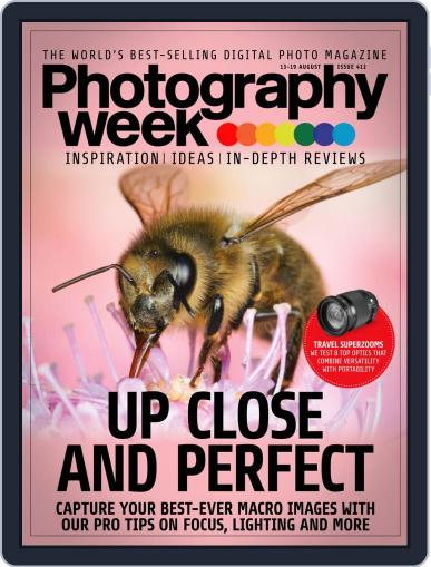 Photography Week (Digital) August 10th, 2020 Issue Cover