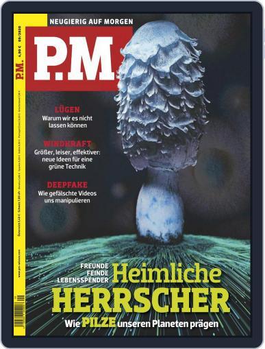 P.M. Magazin September 1st, 2020 Digital Back Issue Cover