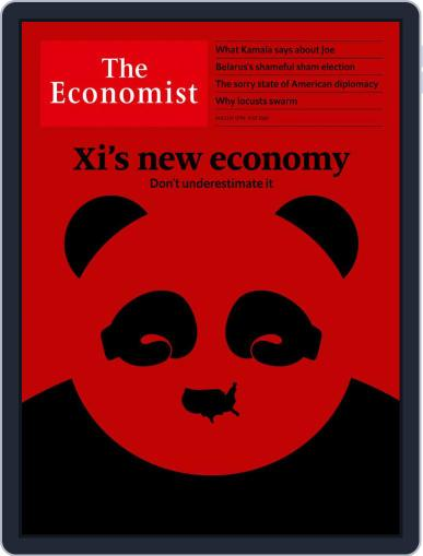 The Economist Latin America August 15th, 2020 Digital Back Issue Cover