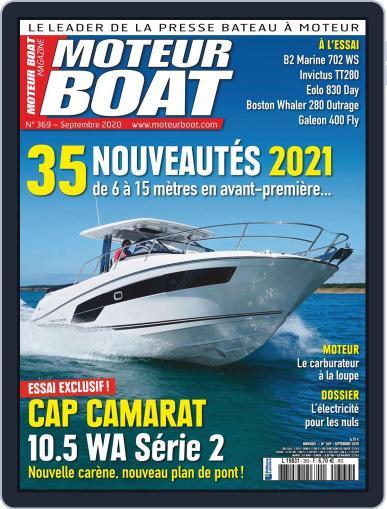 Moteur Boat September 1st, 2020 Digital Back Issue Cover