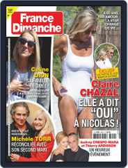 France Dimanche (Digital) Subscription August 14th, 2020 Issue