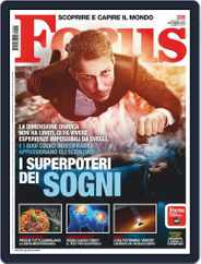 Focus Italia (Digital) Subscription September 1st, 2020 Issue