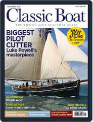 Classic Boat (Digital) Subscription September 1st, 2020 Issue