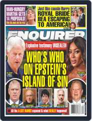 National Enquirer (Digital) Subscription August 24th, 2020 Issue