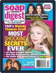 Soap Opera Digest (Digital) Subscription August 24th, 2020 Issue