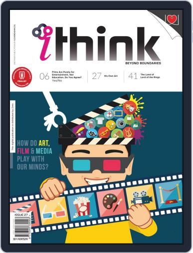 IThink Magazine (Digital) November 11th, 2020 Issue Cover