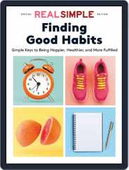 Real Simple Finding Good Habits Magazine (Digital) Subscription July 15th, 2020 Issue