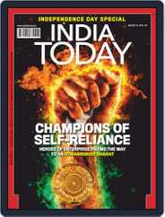 India Today (Digital) Subscription August 24th, 2020 Issue