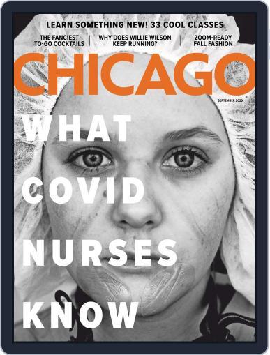 Chicago September 1st, 2020 Digital Back Issue Cover