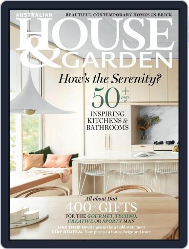 Australian House & Garden (Digital) September 1st, 2020 Issue Cover