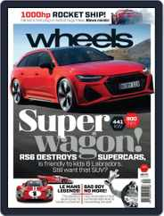 Wheels (Digital) Subscription September 1st, 2020 Issue