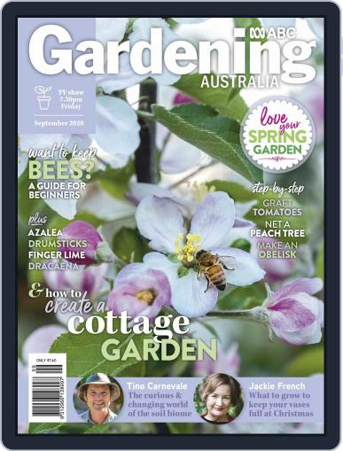 Gardening Australia (Digital) September 1st, 2020 Issue Cover