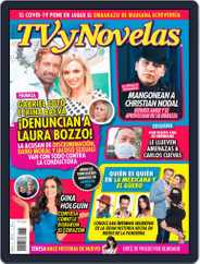 TV y Novelas México (Digital) Subscription August 17th, 2020 Issue