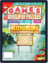 Games World of Puzzles (Digital) Subscription October 1st, 2020 Issue
