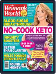 Woman's World (Digital) Subscription August 24th, 2020 Issue