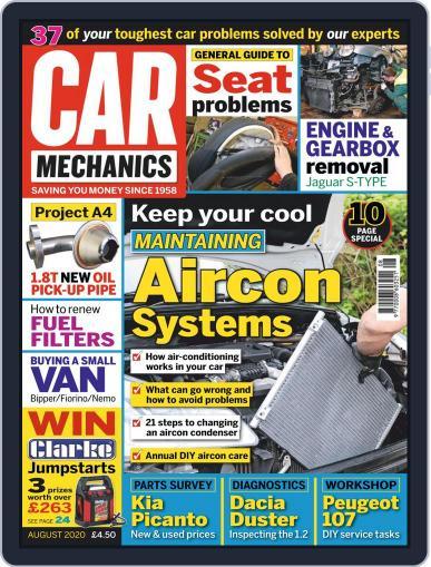 Car Mechanics (Digital) August 1st, 2020 Issue Cover