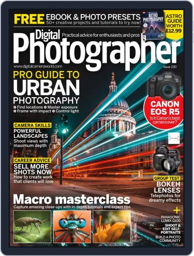 Digital Photographer September 1st, 2020 Issue Cover