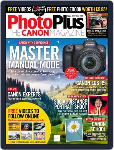 Photoplus : The Canon (Digital) September 1st, 2020 Issue Cover