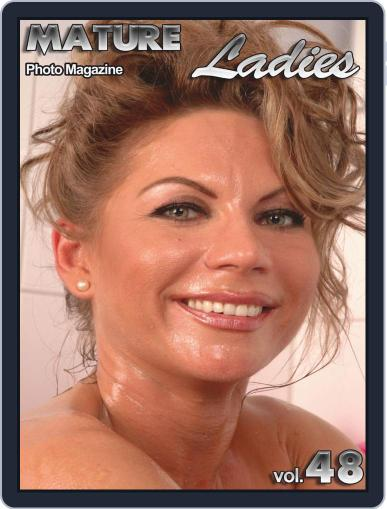 Mature Ladies Adult Photo August 18th, 2020 Digital Back Issue Cover
