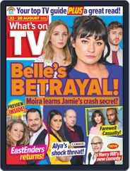 What's on TV (Digital) Subscription August 22nd, 2020 Issue