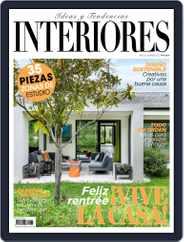 Interiores (Digital) Subscription September 1st, 2020 Issue