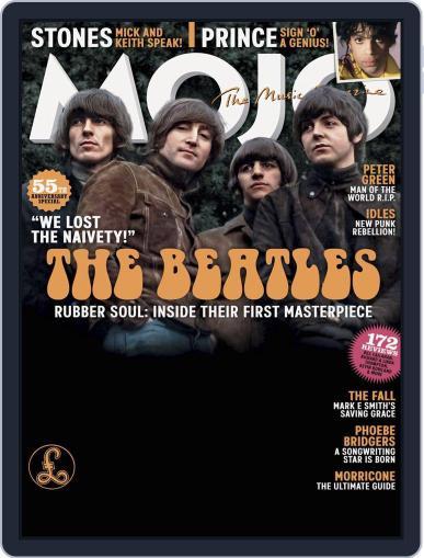 MOJO October 1st, 2020 Digital Back Issue Cover