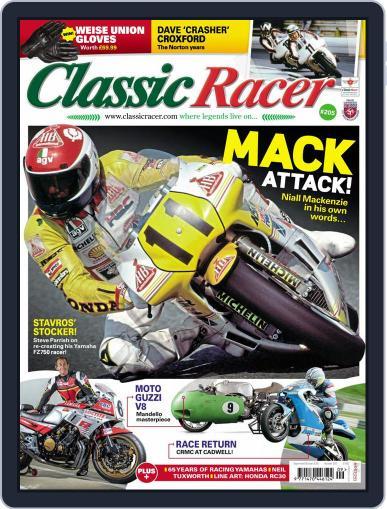 Classic Racer (Digital) September 1st, 2020 Issue Cover