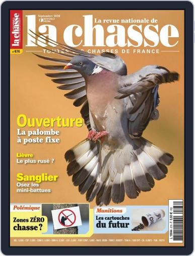 La Revue nationale de La chasse September 1st, 2020 Digital Back Issue Cover