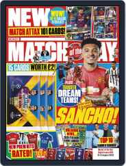 Match Of The Day (Digital) Subscription August 18th, 2020 Issue