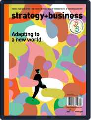 strategy+business (Digital) Subscription August 4th, 2020 Issue