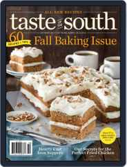 Taste of the South (Digital) Subscription October 1st, 2020 Issue