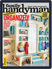 Family Handyman (Digital) Subscription September 1st, 2020 Issue