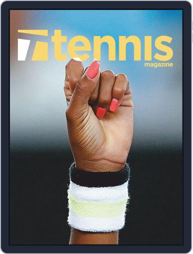 Tennis (digital) September 1st, 2020 Issue Cover