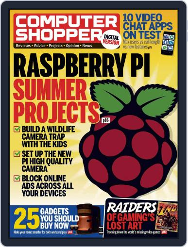 Computer Shopper (Digital) October 1st, 2020 Issue Cover