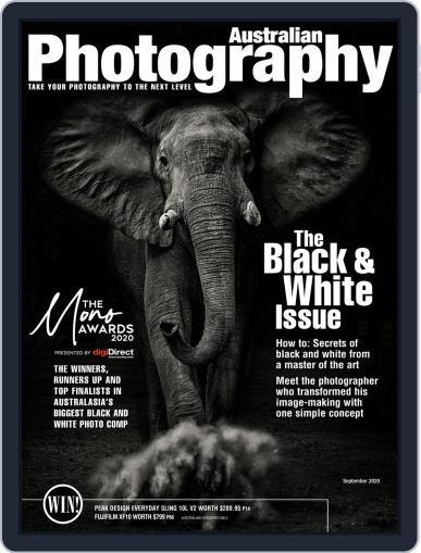 Australian Photography (Digital) September 1st, 2020 Issue Cover