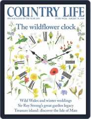 Country Life (Digital) Subscription August 19th, 2020 Issue
