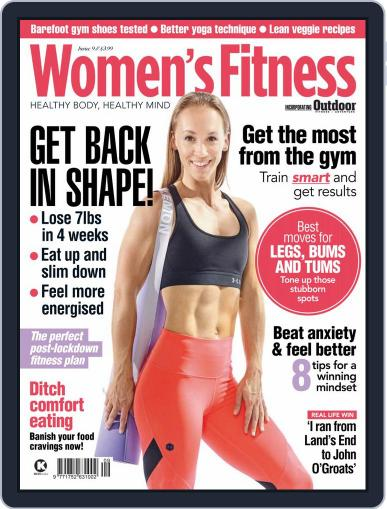Women´s Fitness September 1st, 2020 Digital Back Issue Cover