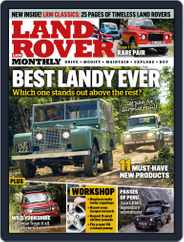 Land Rover Monthly (Digital) Subscription October 1st, 2020 Issue