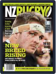 NZ Rugby World (Digital) Subscription August 1st, 2020 Issue
