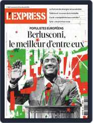 L'express (Digital) Subscription August 20th, 2020 Issue