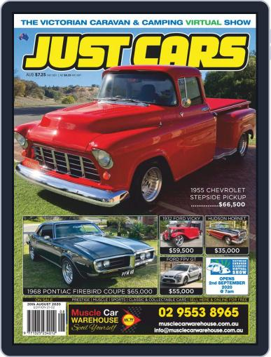 Just Cars (Digital) August 20th, 2020 Issue Cover