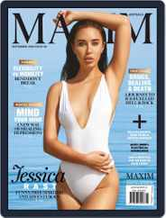 Maxim Australia (Digital) Subscription September 1st, 2020 Issue