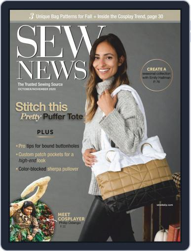 SEW NEWS (Digital) October 1st, 2020 Issue Cover