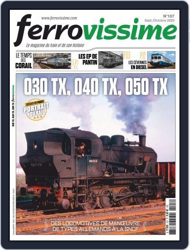 Ferrovissime September 1st, 2020 Digital Back Issue Cover