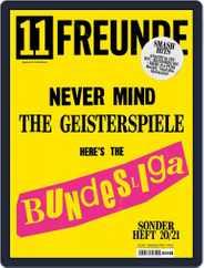 11 Freunde (Digital) Subscription September 1st, 2020 Issue